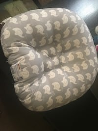 Baby's gray and white boppy pillow  Collingdale, 19023