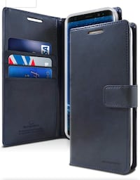 Brand new Galaxy S9 plus-wallet Case Drop Protection-Blue Moon PU Leather Nashville, 37115
