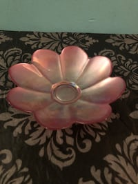 Beautiful decorative pink flower plate Toronto, M3L 2H7