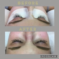 Eyelash extensions *mobile*