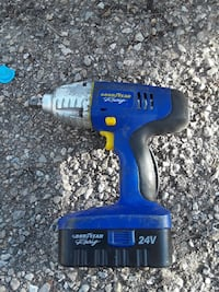 blue and black Goodyear cordless hand drill Baltimore, 21207