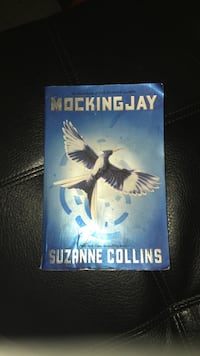 Mockingjay by suzanne collins book null, V2N 5B6