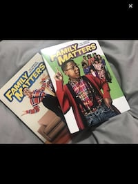 Family matters seasons 2-3. Calgary, T3G 4E1