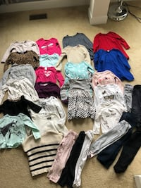 4t girls winter lot excellent condition leesburg/meet Leesburg, 20176