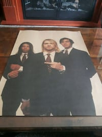 Vintage Nirvana Poster Cambridge, N3C 4G6