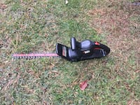 Black & Decker Corded Electric Hedge Trimmer,