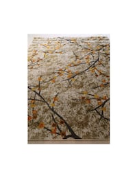 Rug - Nevada Distressed Modern Floral Branches - PRICE REDUCTION  Leesburg