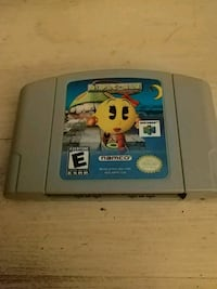 Nintendo 64 game Ms Pacman Kitchener, N2E 2K2
