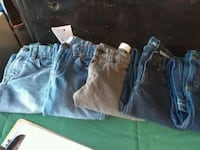 Boys pants size 6 6 pair