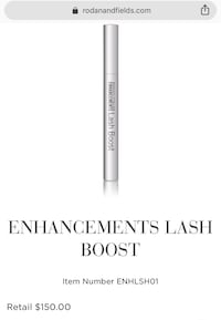 Rodan And Fields Enhancements Lash Boost Washington, 20037