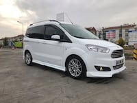 Ford - Courier - 2016 8730 km