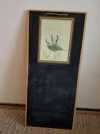 Basil painting with chalk board Burnsville, 55337