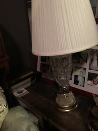 brown and white table lamp Halifax, B2W 0A3