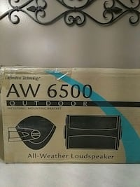 Definitive Technology AW6500 all Weather loudspeak Vaughan, L4L 9R7