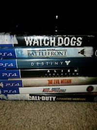 $80 for all these games Calgary