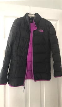 North face girls winter coat size M (10/12) Port Jefferson, 11777