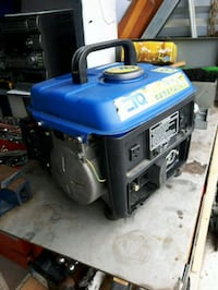 blue and gray portable generator Barrie, L4N 9V3