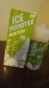 Ice Monster 100ml Port Coquitlam, V3B 3Z2