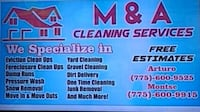 M&A Cleaning Services 2247 mi