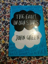 The Fault in our Stars by John Green book Red Deer, T4P 3K2