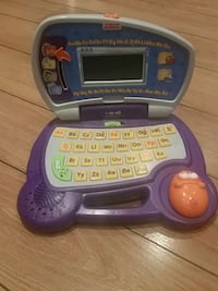 lilla Fisher Price aktivitet laptop 6013 km