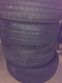 FOUR TIRES FOR SALE: 3 Good Year Brand and 1 Crugen Brand TIRES Woodbridge, 22191