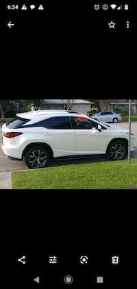 2017 Lexus RX 350 4x4 Houston