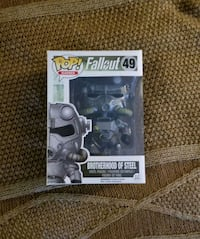 BrotherHood Of Steel (fallout) #49 Wareham, 02571