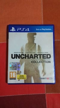 Uncharted The Nathan Drake Collection Gioco per PS Cascina del Sole, 20026