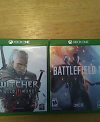The watcher 3 and battlefield 1 Del City, 73115