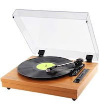 Vintage Bluetooth Vinyl Turntable Record Player retail 120 new 纽约市, 11209