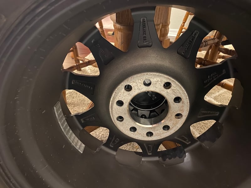 Ford f150/jeep wheels 3yr discount tire warrenty coopers racelines 2