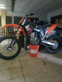 KTM 450 sx-f year 2008 engine 5 hours life Vaughan, L4L 1J6