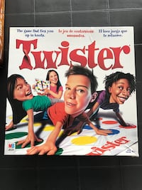 Twister game.  Gently used.  Smoke and pet free environment  Innisfil, L9S