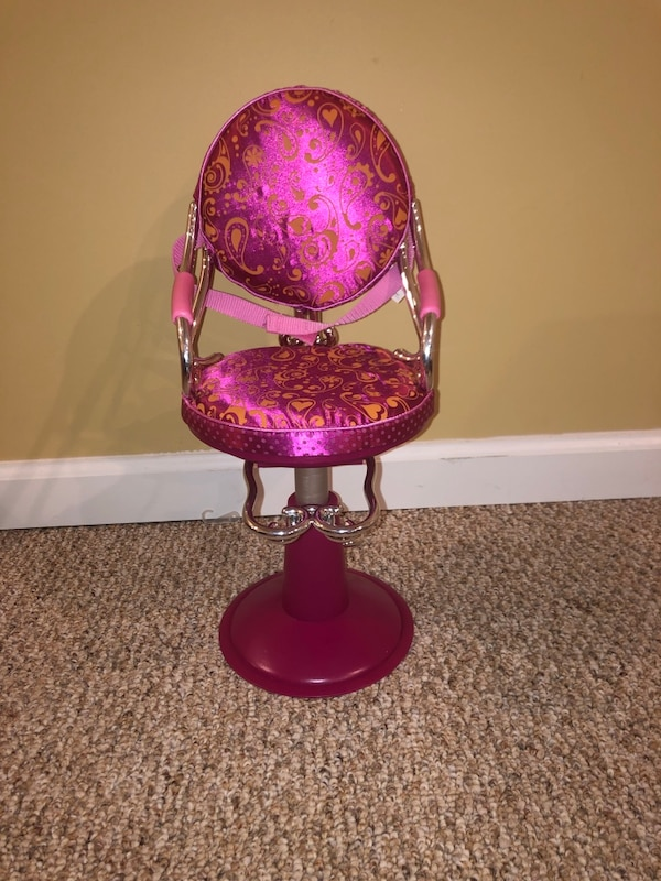 Our generation girls high chair 2