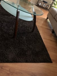 Brown 5 by 7 area rug Ellicott City, 21043