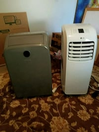 white and gray portable air cooler Frederick, 21701