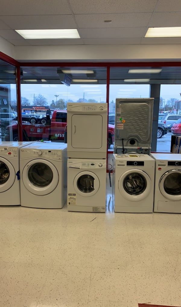 """Sam sales 27""""sets Washer & Dryers 1 year warranty price starting 19ff2a2f-c430-43e9-81e9-dfcae30af877"""