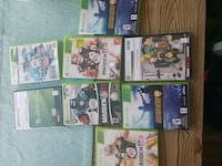 Xbox 360 games $2 each or $14 for all Murfreesboro, 37129