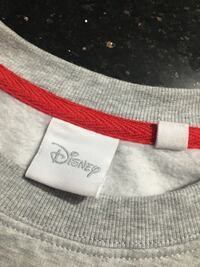 Cropped top Mickey Mouse