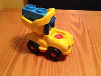Fisher Price Little People Construction Dump Truck with sound Markham