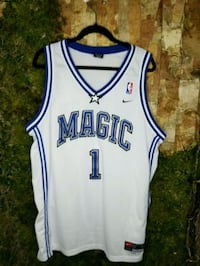 Nike Orlando Magic Tracy McGrady NBA #1 Jersey 2276 mi