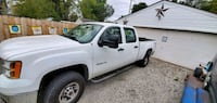 2010 4door  GMC Sierra 2500HD Davenport