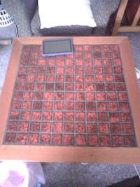 Tiled table  Acton