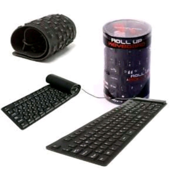 Satzuma Roll-up Keyboards