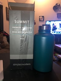 Summit Wide Mouth Insulated wise mouth bottle Mount Washington, 40047