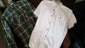 Mens Shirts Clean $3.00 each