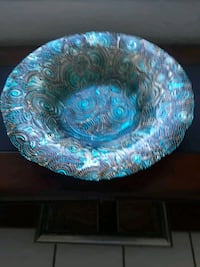 Decorative Glass Bowl Miami, 33180