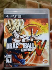 Dragonball Z XENOVERSE (LIKE NEW)