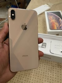 iPhone XS Max 512GB gull OSLO